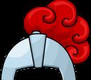 Knight Helmet (Puffle Hat)