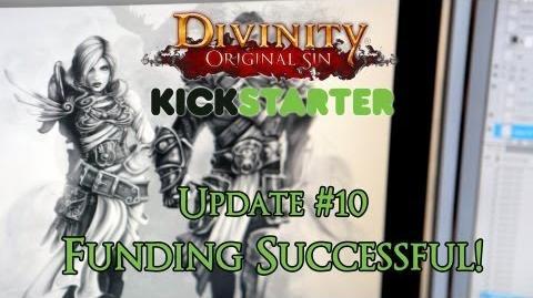 Divinity Original Sin Update 10 - Funding Successful!