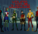 Young Justice Team