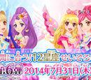 Data Carddass Aikatsu! 2014 Series - Part 6