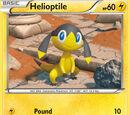 Helioptile (Flashfire 36)