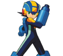 Mega Man Battle Network Characters