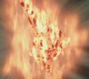 Armadura de Elemento Lava