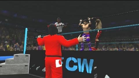 FCW (WWE 2K14 CAW Show) 12 23 2013