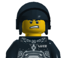 Ascron Police Officer