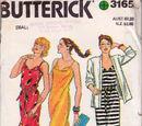 Butterick 3165 B