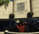 Maze Bank Survival