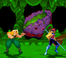 ClayFighter Stages