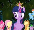 Transcrições/A Princesa Twilight Sparkle – Parte 2