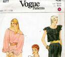 Vogue 8277 A