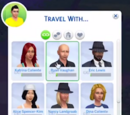 Organization for TS4 timeline