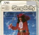 Simplicity 7791 B