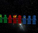 LEGO Space Heroes