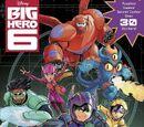 Big Hero 6 Activity Book