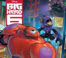 Big Hero 6 Big Golden Book