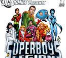 DC Comics Presents: Superboy's Legion Vol 1 1
