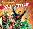 Justice League: Origin (Collected)