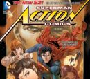 Action Comics: Hybrid (Collected)