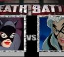 Catwoman vs Black Cat