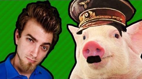 RACIST PIGS! FT. RHETT MCLAUGHLIN (Just Shut Up! 7)