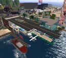 SecretSea Airport & Marina