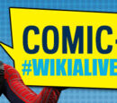 Comic-Con 2014 WikiaLive Videos