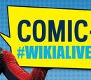 Comic-Con 2014 WikiaLive Videos