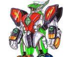 Dragon Power Megazord