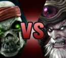 Undead themed Death Battles