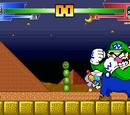 Super Mario All-Stars: SMB2 World 2