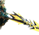 Zinogre Equipment