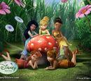 List of Disney Fairies characters