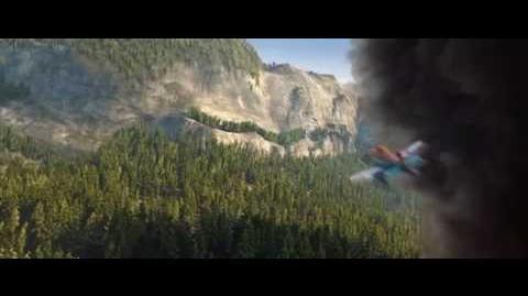 Samoloty 2 - Dusty ratuje Zadymiarzy