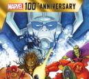 100th Anniversary Special - Guardians of the Galaxy Vol 1 1