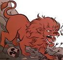 Nemean Lion (Earth-616) Thor and the Warriors Four Vol 1 1.jpg