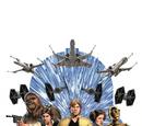 Brandon Rhea/Marvel Announces Three Star Wars Comic Titles