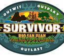 Survivor ORG 8: Rio San Juan
