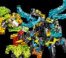 44029 Queen Beast contre Furno, Evo et Stormer