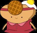 Toast Princess (CookieKid247)
