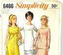 Simplicity 6466 A