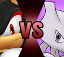 Shadow the Hedgehog vs. Mewtwo