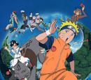 Naruto la Película: ¡La Gran Excitación! Pánico Animal en la Isla de la Luna