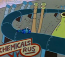 Chemical Plant Zone (Adventures of Sonic the Hedgehog)