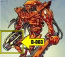 D-003 (Arma de Los Exterminadores)