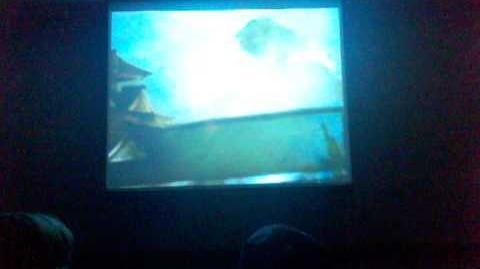 Godzilla vs. Wolfman G-Fest Footage