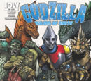 Godzilla: Rulers of Earth Issue 8