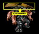 Espadon Mistico (Arma Behemoth)