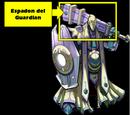 Espadon del Guardian