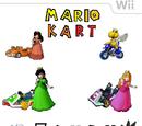 Saga Mario kart fanon