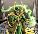 Loki vs. Lord Voldemort